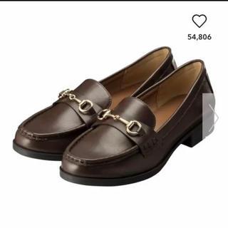 ジーユー(GU)のGU ビットローファー(ローファー/革靴)