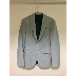 ZARA - 【美品】ZARA テーラードジャケット スーツ グレー