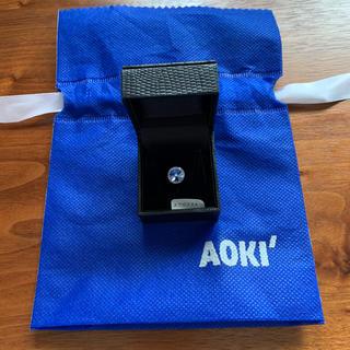 アオキ(AOKI)のAOKI  ラペルピン(ネクタイピン)