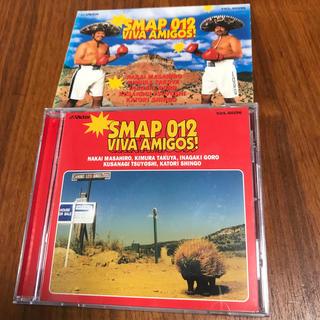 スマップ(SMAP)のSMAP CD アルバムAmigo(ポップス/ロック(邦楽))