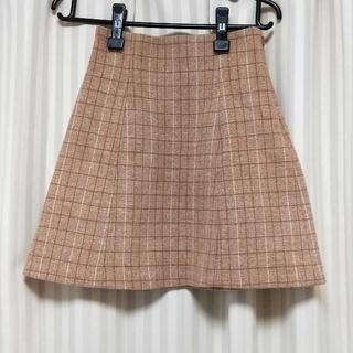 MERCURYDUO - Mercuryduo(マーキュリーデュオ)チェック柄スカート