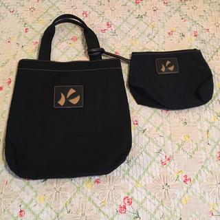 キタムラ(Kitamura)のキタムラ バッグ&ポーチ 黒(トートバッグ)