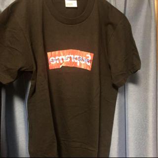 シュプリーム(Supreme)のsupreme cdg tee S(Tシャツ/カットソー(半袖/袖なし))