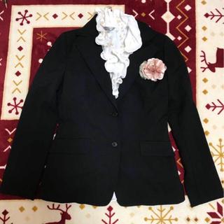 ストロベリーフィールズ(STRAWBERRY-FIELDS)のフォーマル異素材スーツ セレモニー(スーツ)