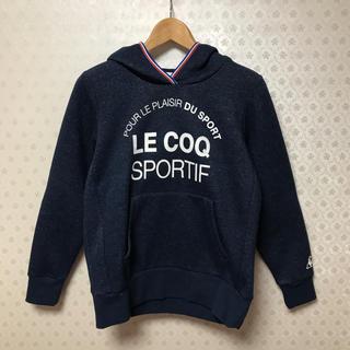 ルコックスポルティフ(le coq sportif)の❤️新品未使用品❤️ルコック  スポルティフ❤️プルオーバーパーカー(パーカー)