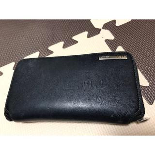 カルティエ(Cartier)のカルティエ サントス ラウンド財布(長財布)