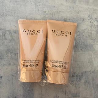 グッチ(Gucci)のGUCCI グッチ ノベルティ シャワージェル ボディローション(ボディローション/ミルク)
