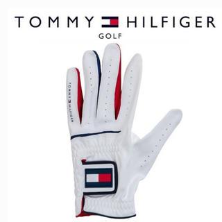 トミーヒルフィガー(TOMMY HILFIGER)の【新品】【未使用】ゴルフグローブ TOMMY HILFIGER(その他)