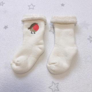 プチバトー(PETIT BATEAU)のPETIT BATEAU 靴下(靴下/タイツ)