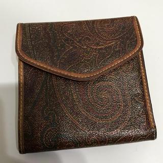 エトロ(ETRO)のエトロ ETRO 二つ折り財布(財布)