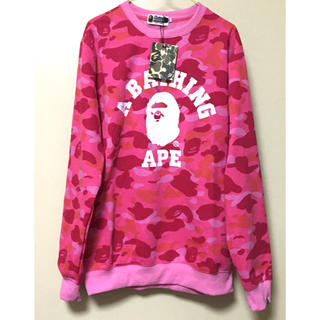 A BATHING APE - a bathing ape トレーナー