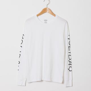 ホリデイ(holiday)の19SS HOLIDAY SUPER FINE L/S T-SHIRT ロンT (Tシャツ(長袖/七分))