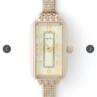 アガット(agete)の【最終値下げ】 agete アガット 腕時計(腕時計)