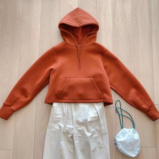 エイチアンドエム(H&M)の♡今月いっぱいの販売。超美品ユーズドパーカー H&M(パーカー)