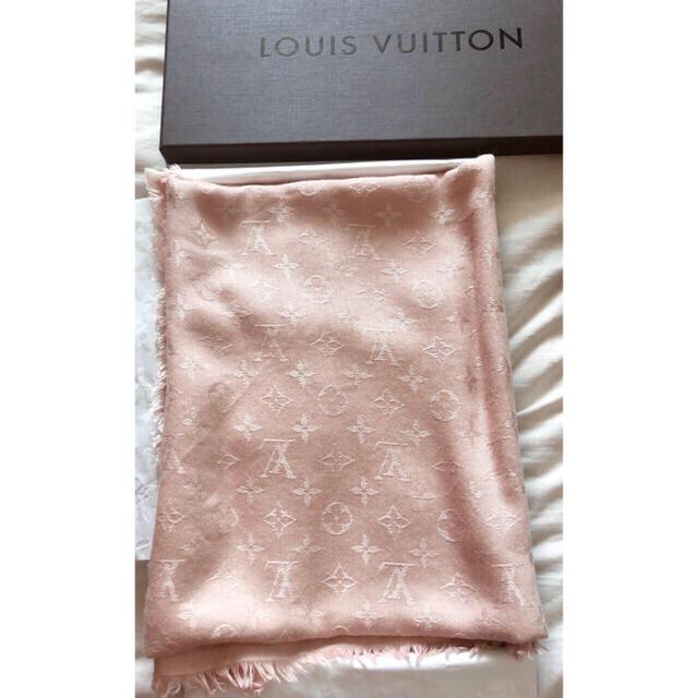 LOUIS VUITTON(ルイヴィトン)のルイヴィトン*ショール レディースのファッション小物(ストール/パシュミナ)の商品写真
