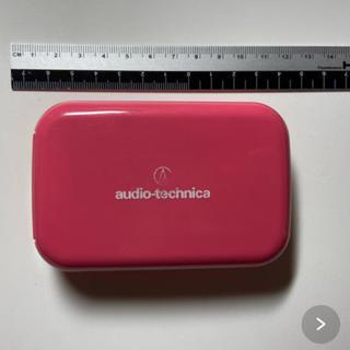 オーディオテクニカ(audio-technica)の定価¥3,230 audioーteachnica スピーカー ピンク 送料無料(スピーカー)