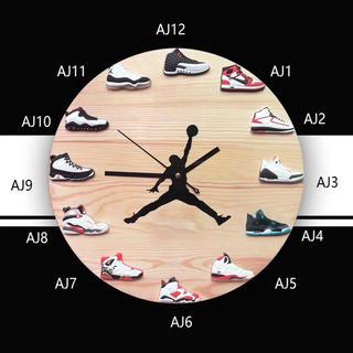ナイキ(NIKE)の【 NIKE Air Jordan 】エアージョーダン 時計 ★送料無料!(掛時計/柱時計)