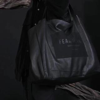 フィアオブゴッド(FEAR OF GOD)の【 FEAR OF GOD 】FOG トートバッグ ★送料無料(トートバッグ)