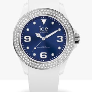 アイスウォッチ(ice watch)の2019年冬発売新作 ice watch スワロフスキー(腕時計)