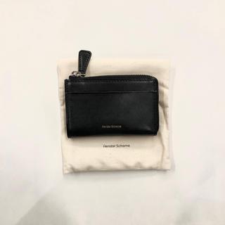 エンダースキーマ(Hender Scheme)の新品 新作 hender scheme mini purse 財布 スキマ(折り財布)