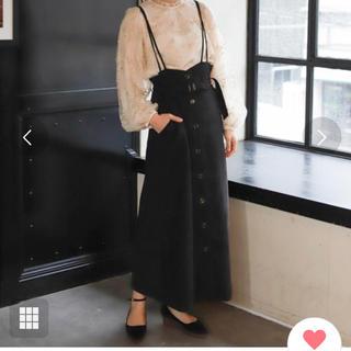 mysty woman - 美品♡mysty woman♡ジャンパースカート