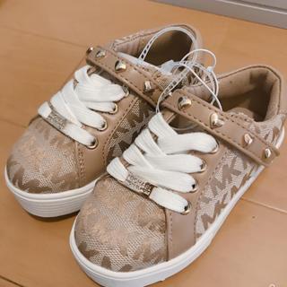 マイケルコース(Michael Kors)の値下げ ベビー靴新品 マイケルコース  シューズ(スニーカー)