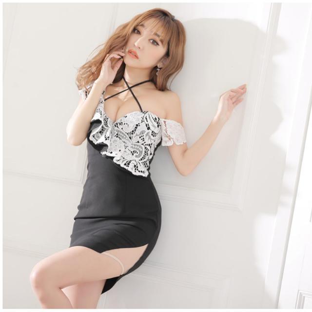 Andy(アンディ)の新作 ROBE de FLEURS Glossy ドレス レディースのフォーマル/ドレス(ナイトドレス)の商品写真