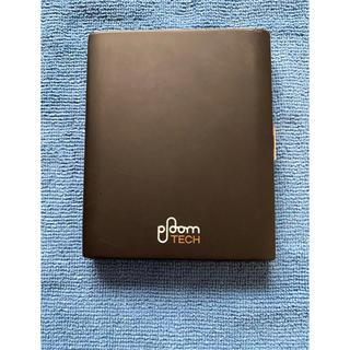 プルームテック(PloomTECH)のploomTECH専用純正ハードケース(ブラック)(タバコグッズ)