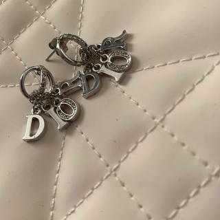ディオール(Dior)のDIORピアス(ピアス(両耳用))