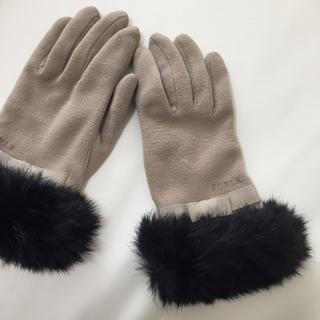 Furla - フルラ ファー付き手袋