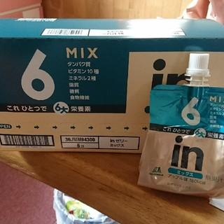 モリナガセイカ(森永製菓)のウィダーinミックス 6大栄養素  ゼリー  (その他)