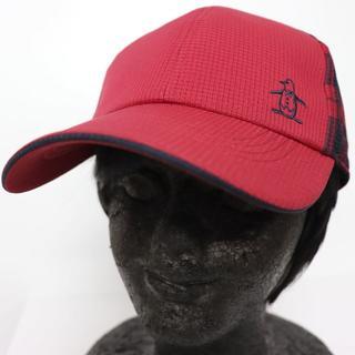 マンシングウェア(Munsingwear)の(新品) Munsing WEAR  帽子 キャップ (キャップ)