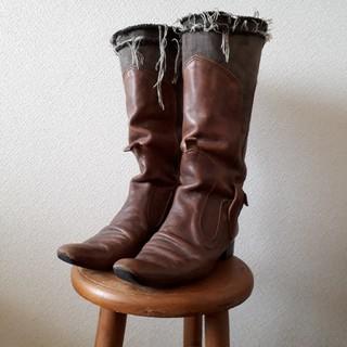 アルフレッドバニスター(alfredoBANNISTER)のアルフレッドバニスター ブーツ(ブーツ)