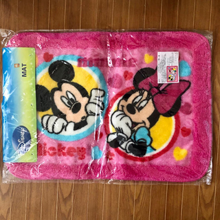 ディズニー(Disney)のディズニー バスマット(バスマット)