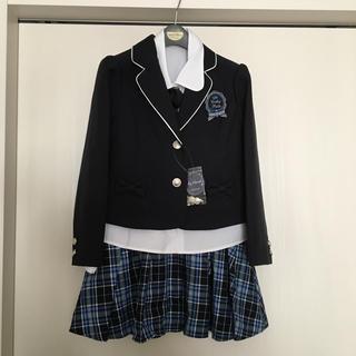 motherways - 本日限定値下げ☆マザウェイズ フォーマル3点セット スカート ジャケット 130