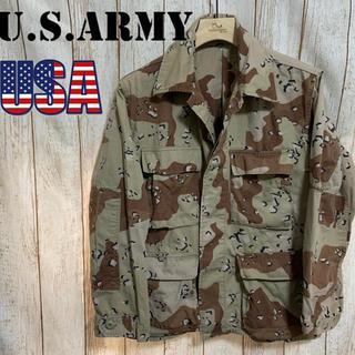 アルファインダストリーズ(ALPHA INDUSTRIES)のm-65 フィールドジャケット ミリタリージャケット 迷彩 US ARMY(ミリタリージャケット)