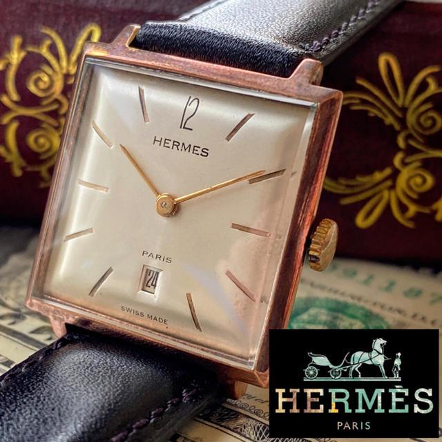 ユンハンス コピー 楽天 / Hermes - 【一目惚れ】HERMES PARIS ★ エルメス 高級ブランド 1940年の通販