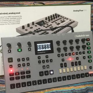 elektron / Analog Four MK II(キーボード/シンセサイザー)