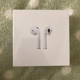 アップル(Apple)のAirPods 第2世代 MRXJ2J/A  (ヘッドフォン/イヤフォン)
