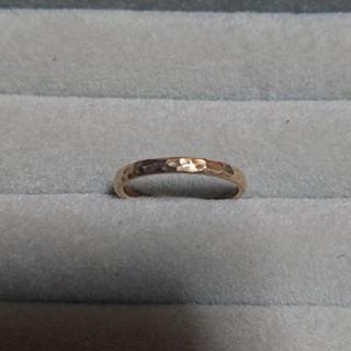 アガット(agete)のアガット シンプル リング k10(リング(指輪))