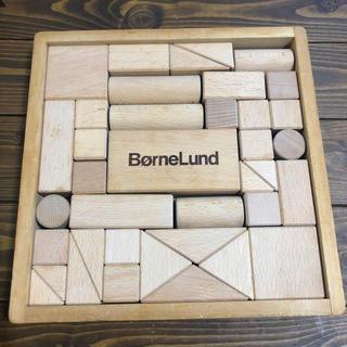 BorneLund - ボーネルンド 積み木 Sサイズ