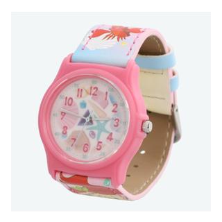ディズニー(Disney)のアリエル 腕時計 キッズ 新品未開封(腕時計)
