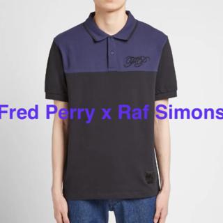 ラフシモンズ(RAF SIMONS)のFRED PERRY X RAF SIMONS ポロシャツ(ポロシャツ)