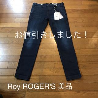 ロイロジャース Roy ROGER'Sメンズデニム 34 美品(デニム/ジーンズ)