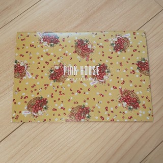 ピンクハウス(PINK HOUSE)のピンクハウス ノベルティ カレンダー(ノベルティグッズ)