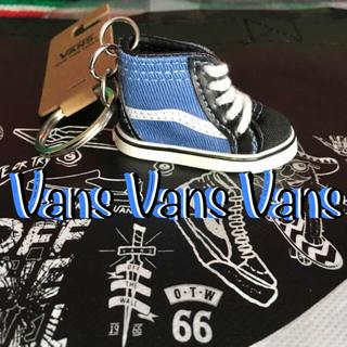 ヴァンズ(VANS)のVANSバンズUS限定mini SK8hiシューキーホルダー(スケートボード)