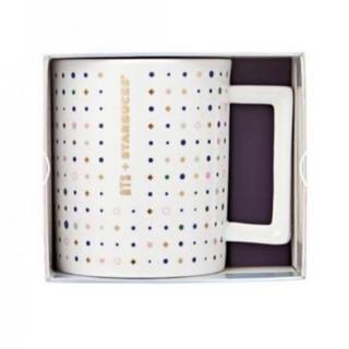 スターバックスコーヒー(Starbucks Coffee)のスタバ BTS コラボ マグカップ 新品(アイドルグッズ)