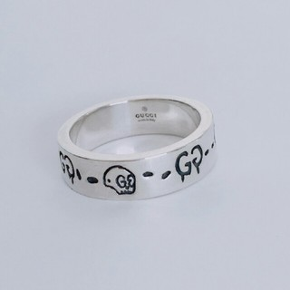 グッチ(Gucci)のGUCCI ゴースト ドクロ リング 約15号(リング(指輪))