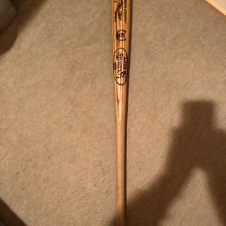 ルイスビルスラッガー(Louisville Slugger)の硬式木製バット(バット)
