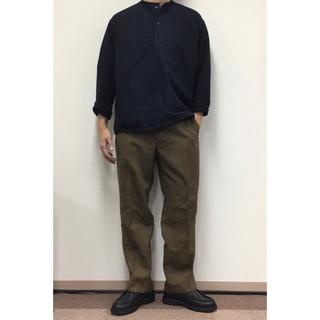 ワンエルディーケーセレクト(1LDK SELECT)のW80L76 デッドストック イギリス軍 ドレスパンツ DressTrouser(スラックス)